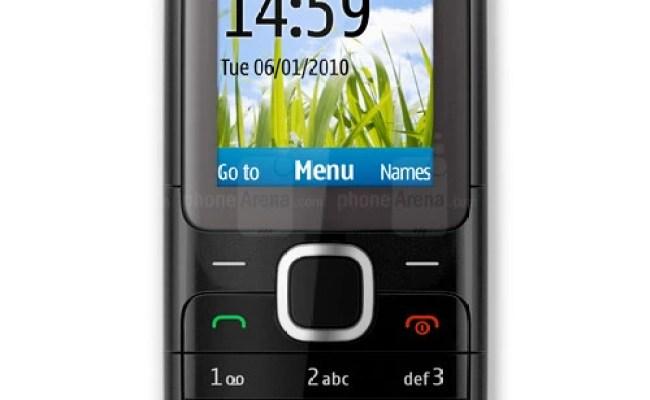 Nokia C1 01 Specs