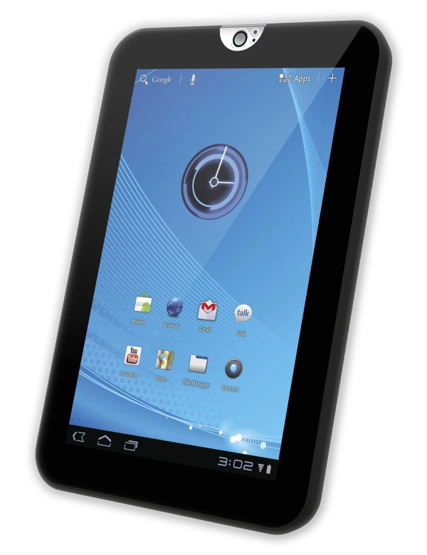 Toshiba Thrive 7 Tablet Specs