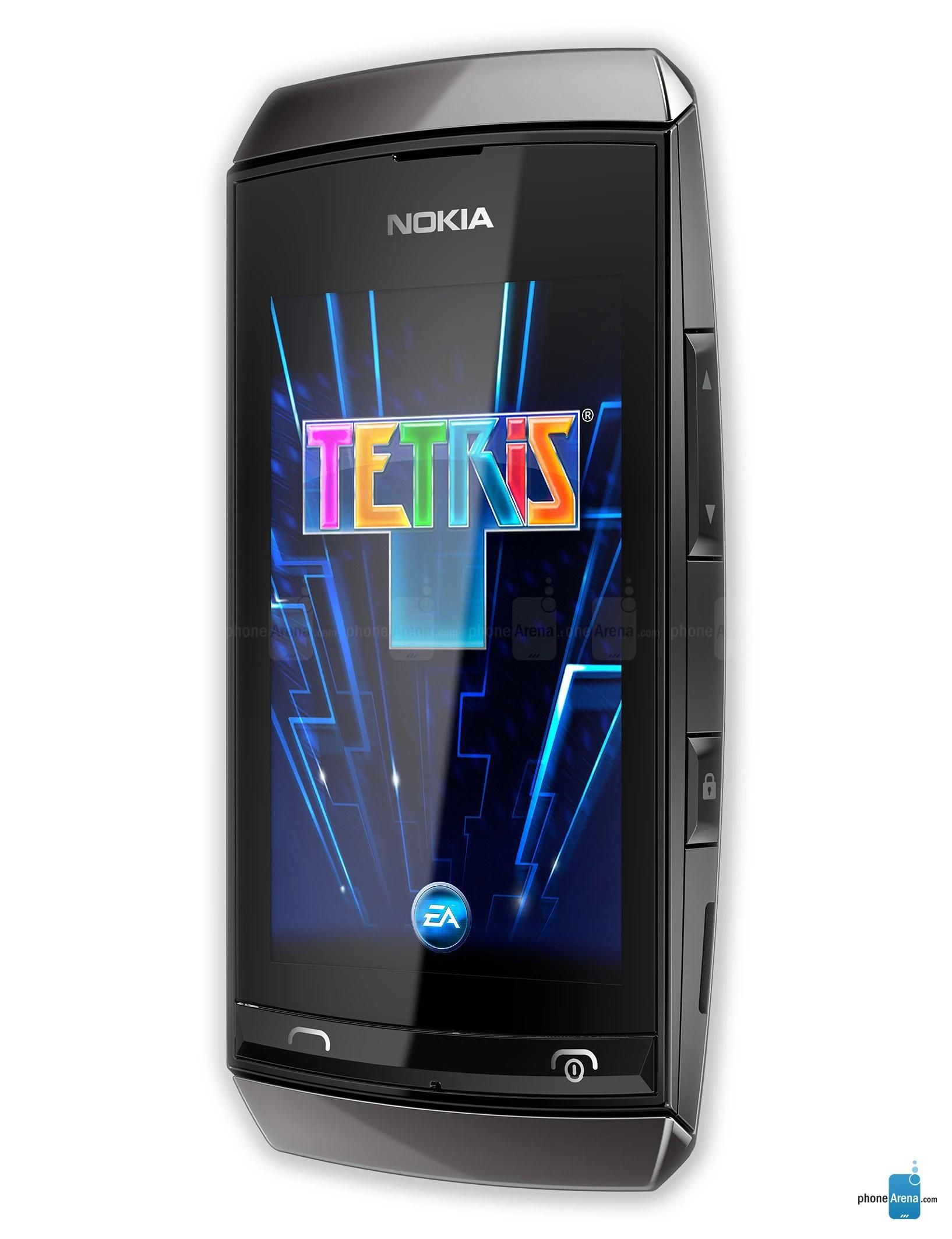 Nokia Asha 306 specs