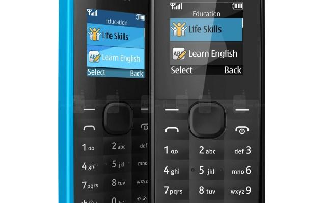 Nokia 105 Specs