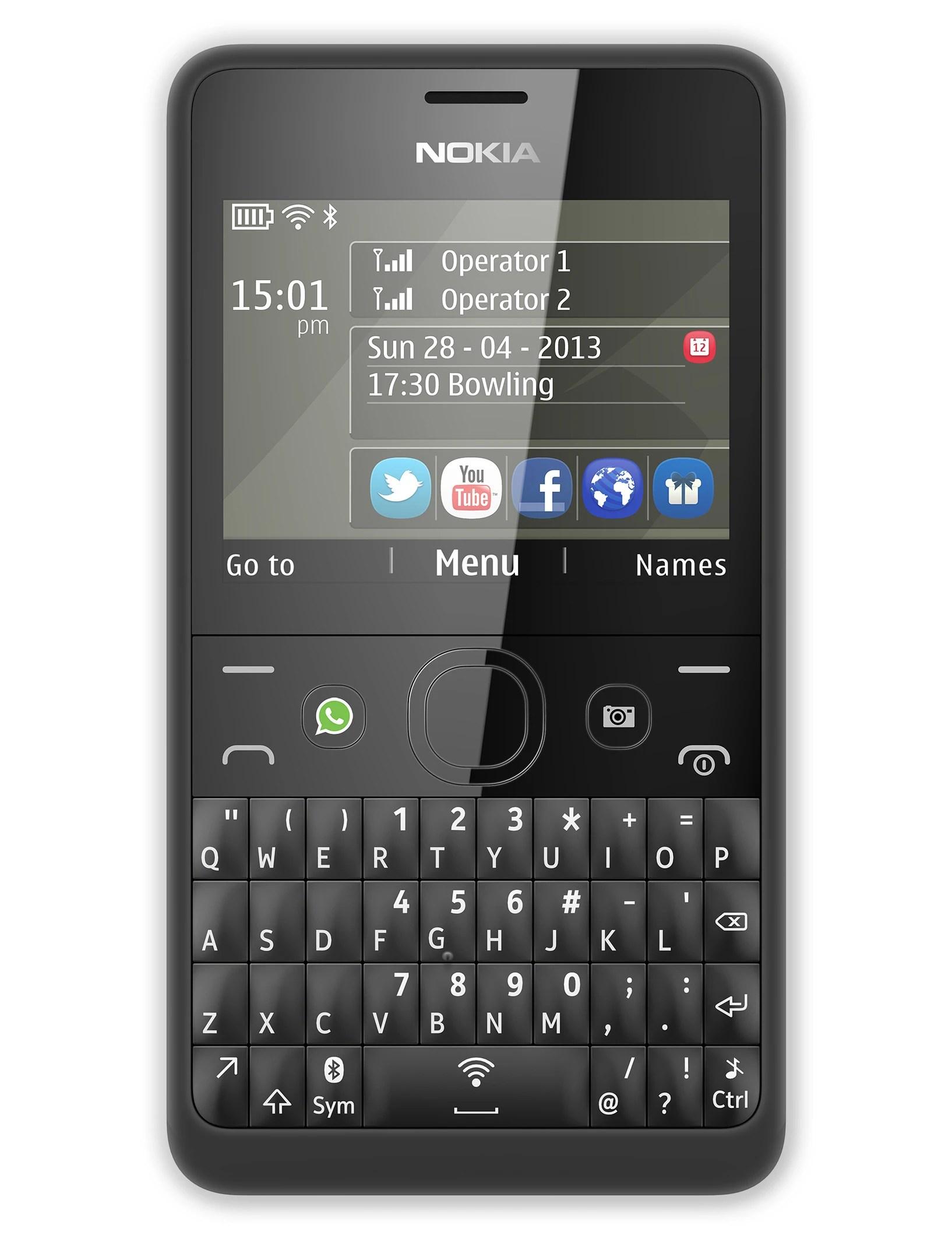 Qwerty Keyboard Phones 2013