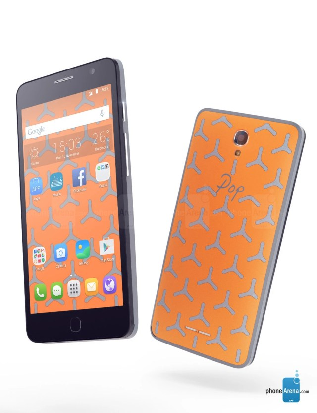 Alcatel OneTouch POP Star (4G)