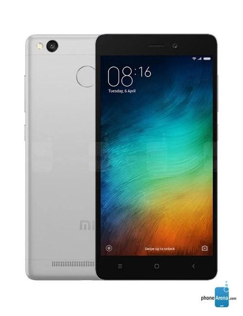 Xiaomi Redmi 3S Plus: компактный смартфон с батареей на 4100 мАч и ценой 140$