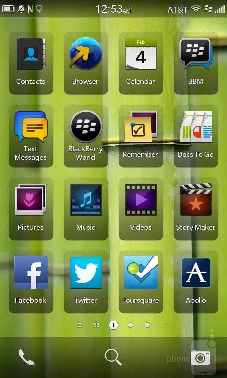 (| تقرير كآمل |) لـ Z10 BlackBerry : - البوابة الرقمية ADSLGATE