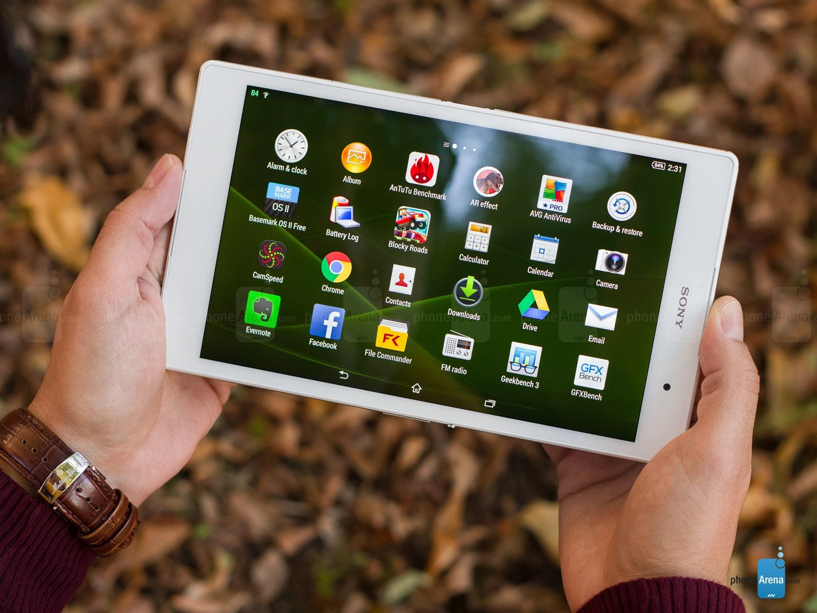 Sony Xperia Z3 Tablet Compact Review  PhoneArena