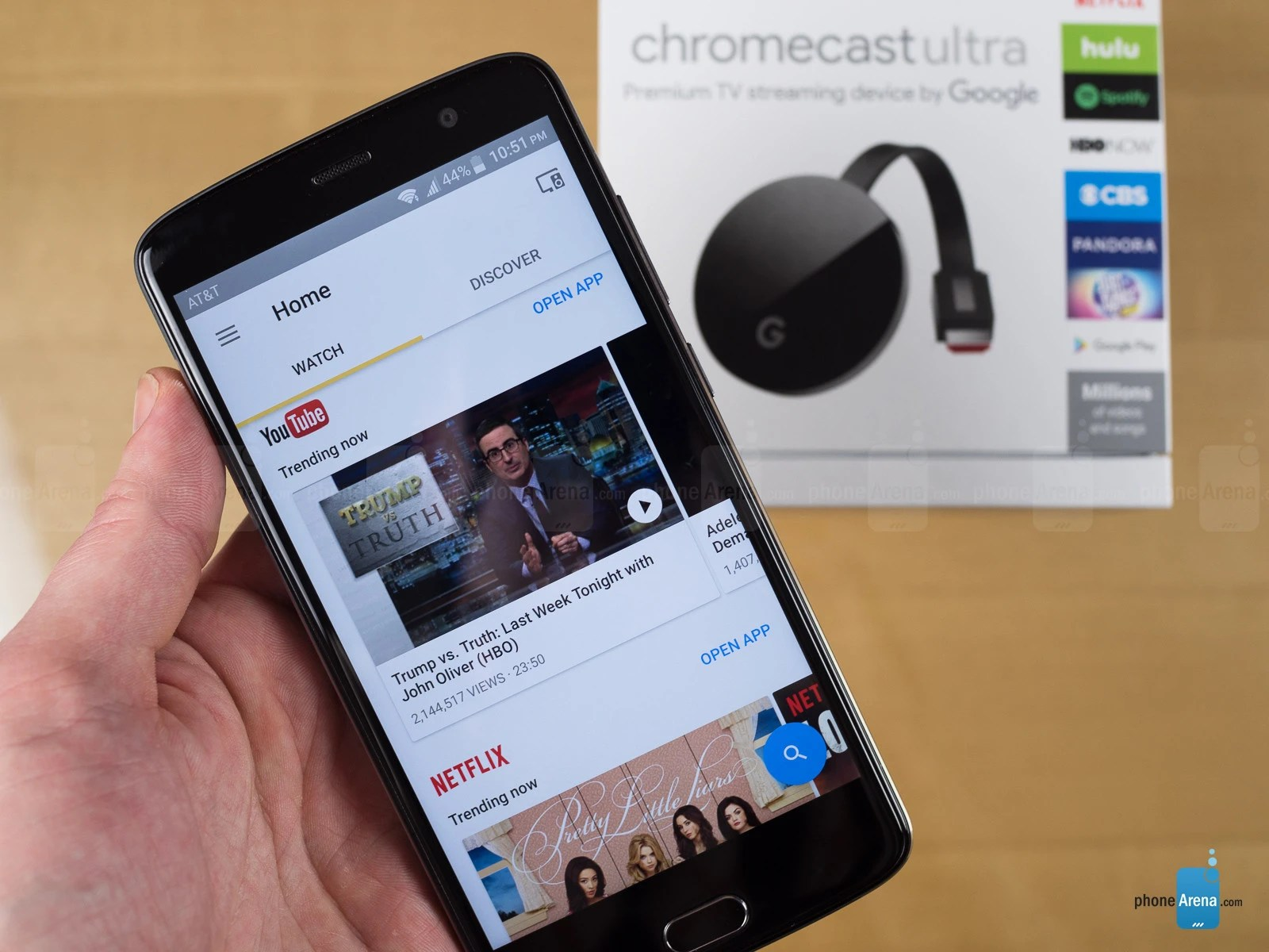hight resolution of chromecast ultra review