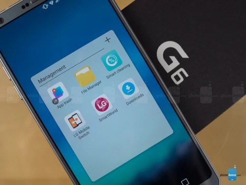 LG-G6-Review-21 Tech News Uncategorized  LG G6 scheduled to receive Android 8.0 Oreo by February, but there's a catch