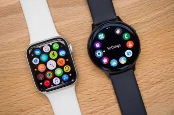 Apple Watch Series 5 vs Samsung Galaxy Watch Active 2