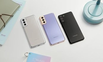 The Galaxy S21+ color options - Samsung Galaxy S21 Plus vs Galaxy S20 Plus