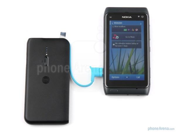 Motorola P793 Universal Usb Portable Power Pack