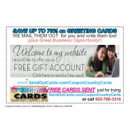 Christmas and Photo Cards Mailed for Less – FREE Card