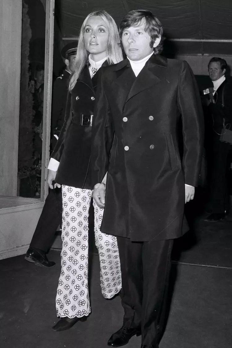 Roman Polanski Et Sharon Tate En 1968 Le Festival De