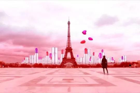 Un lancement pour la SaintValentin  In Love de Lancme pour la SaintValentin  Journal des Femmes