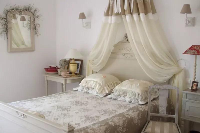 La chambre de Michelle classique  Vos plus belles chambres romantiques  Journal des Femmes
