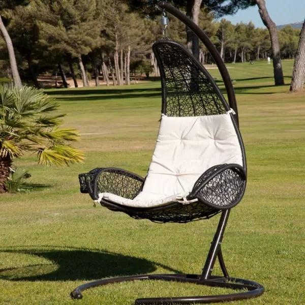 Chaise suspendue Rio de Jardiland  Mobilier de jardin  pause dtente dans un transat  Journal