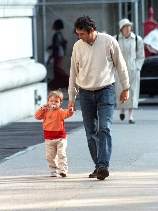 Avec Son Fils Barnab