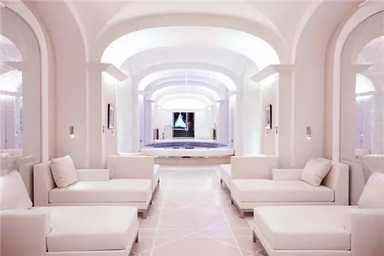La Salle De Relaxation Le Spa Dior Du Plaza Athne Vous