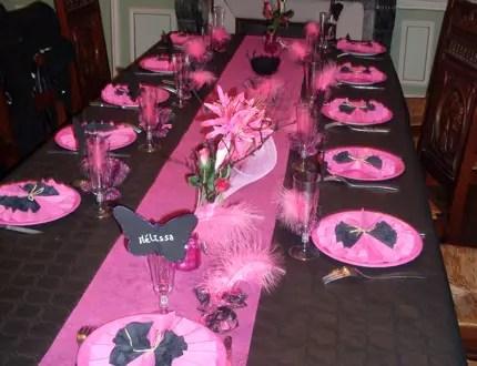 Ambiance carnaval  Des tables aux mille couleurs  Journal des Femmes