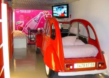 Dormir dans une chambre dhtes insolite  Paris