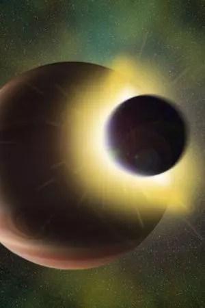 une collision de ce genre aurait détaché la lune de la terre.