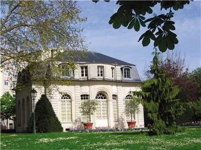 pavillon de l'ermitage à charonne