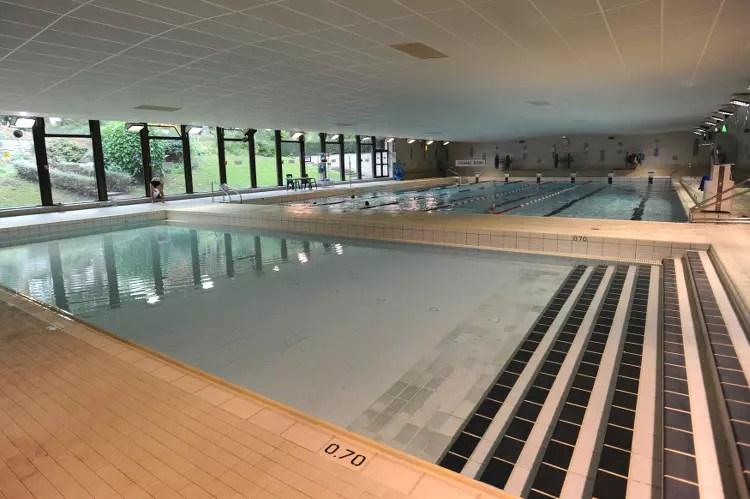 Piscine Jean Taris Ve arrondissement  Les 20 plus belles piscines de Paris  Linternaute