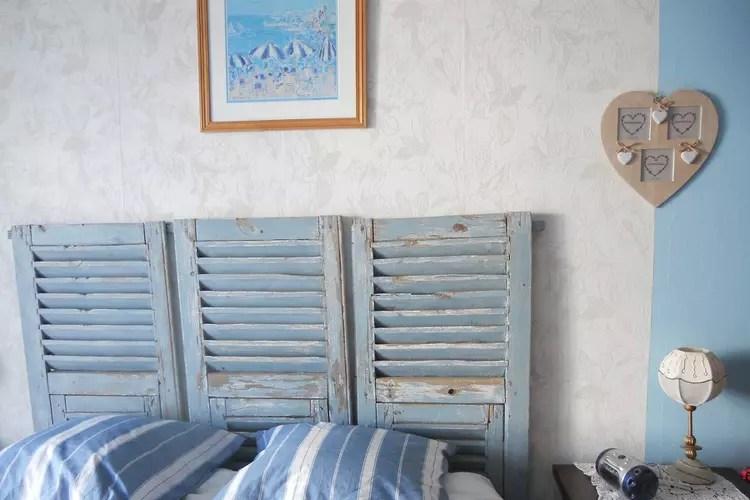 Une tte de lit en volets  Des ttes de lit originales et faciles  fabriquer  Linternaute