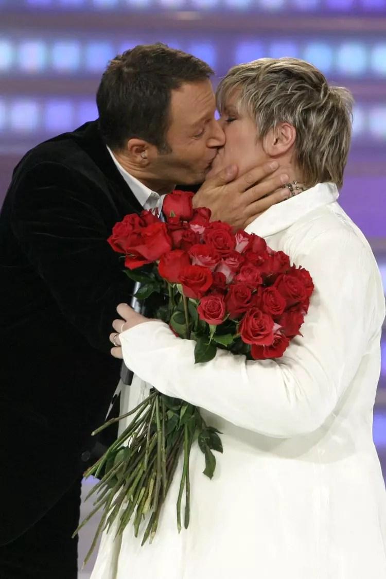 Laurence Boccolini a embrass Arthur  Laurence Boccolini  une prsentatrice qui cache de