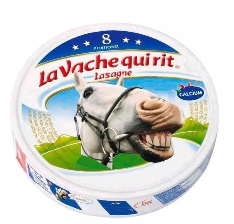 Le cheval qui rit