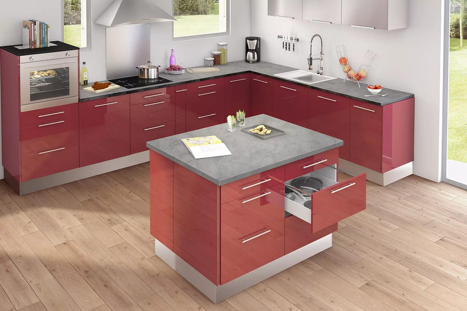 meuble de cuisine bas