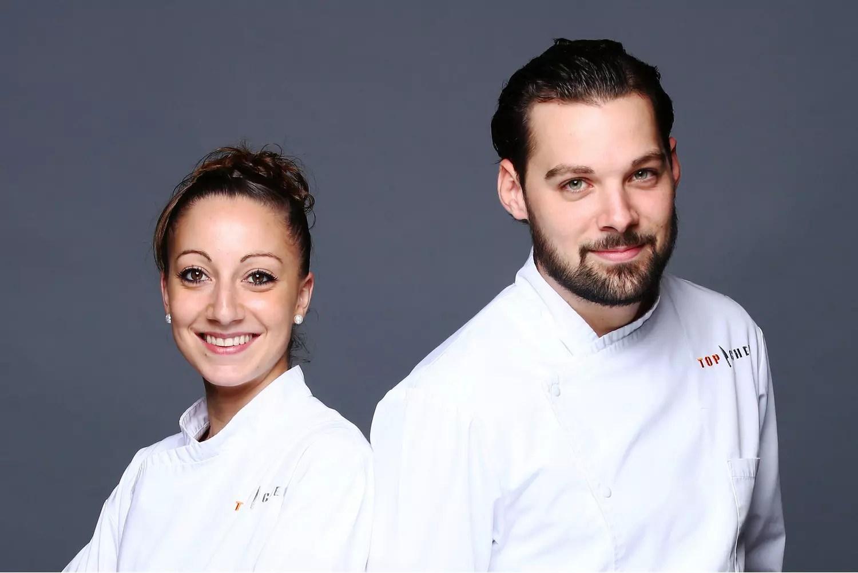 Gagnant Top Chef Xavier Affronte Coline En Finale Du Concours Qui Va Gagner Direct