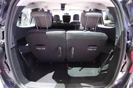 Le Lodgy a du coffre  Dacia Lodgy  le monospace casse les prix  Linternaute