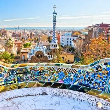 Le jardin merveilleux du Parc Gell  Lesprit de Barcelone en 20 cls  Linternaute