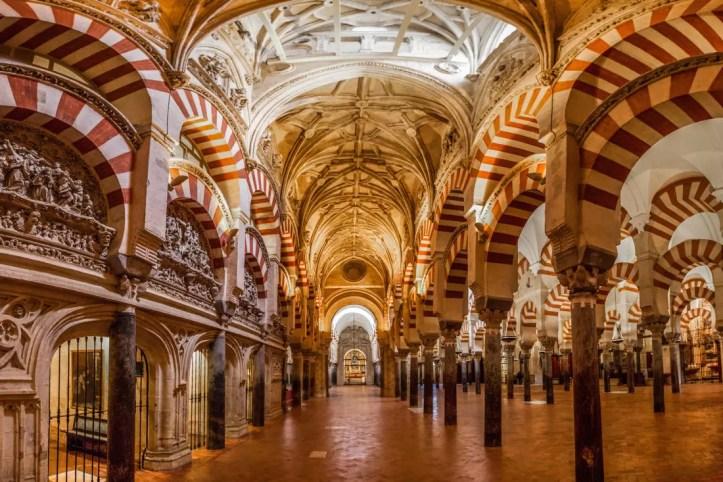 Mosquée-Cathédrale de Cordoue Andalousie Architecture acheter Immobilier en Espagne 2