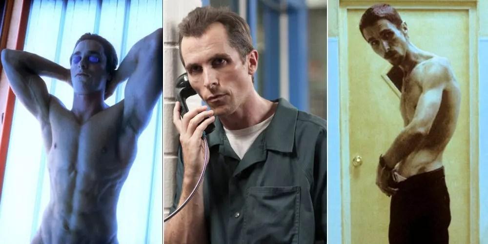Christian Bale le recordman  Ces acteurs qui jouent avec leur poids  Linternaute