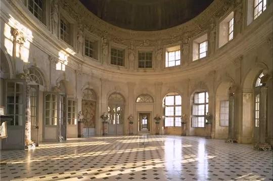 Le Grand Salon  Le chteau de Vaux le Vicomte  Linternaute