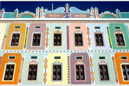 Faade colore  Les plus belles couleurs de la galerie  Linternaute