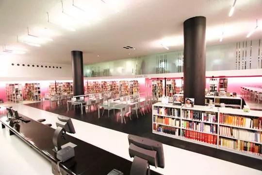 La Bibliothque Du Cinma Franois Truffaut Rouverture