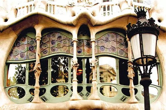 La Casa Batll  Barcelone berceau de la culture catalane