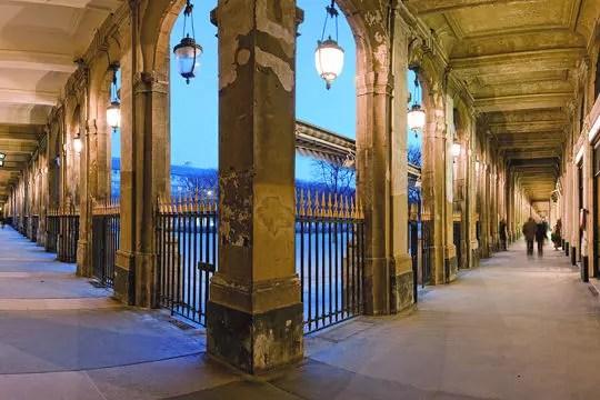 Galeries du PalaisRoyal  Passages couverts de Paris  Linternaute