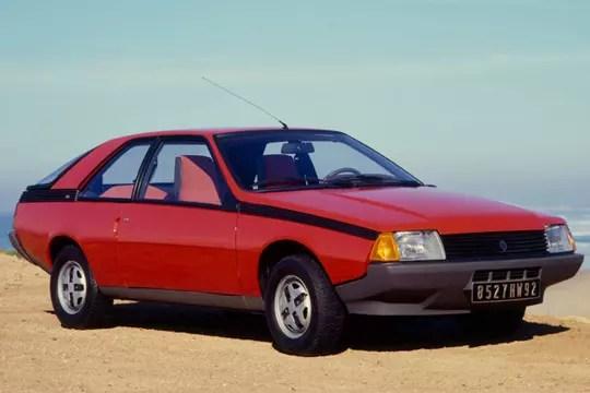 Renault Fuego 1980 1985  Les voitures qui ont marqu les annes 1980  Linternaute
