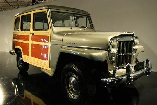 Jeep Willys Station Wagon 19461965  LIncroyable Collection  les trsors des muses des