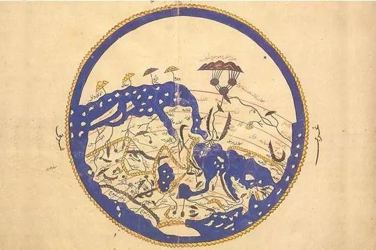 Un monde sphérique - Al-Idrs