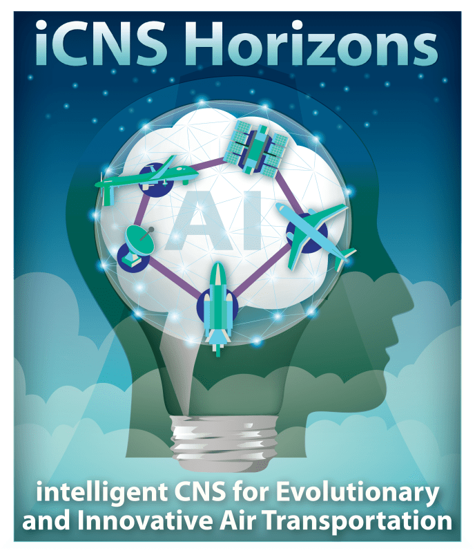 "iCNS Horizons: ""intelligent CNS"" for Evolutionary and Innovative Air Transportation"