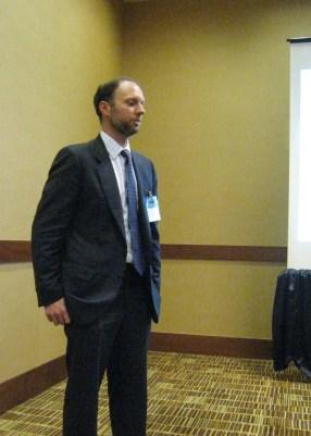 ICNS 2012: Jim Griner