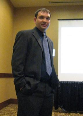ICNS 2012: Steve Bretmersky