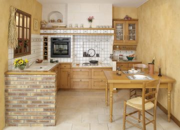 Cocina Rustica Muebles | Mueble De Cocina Rústica Repisa Nautarde ...