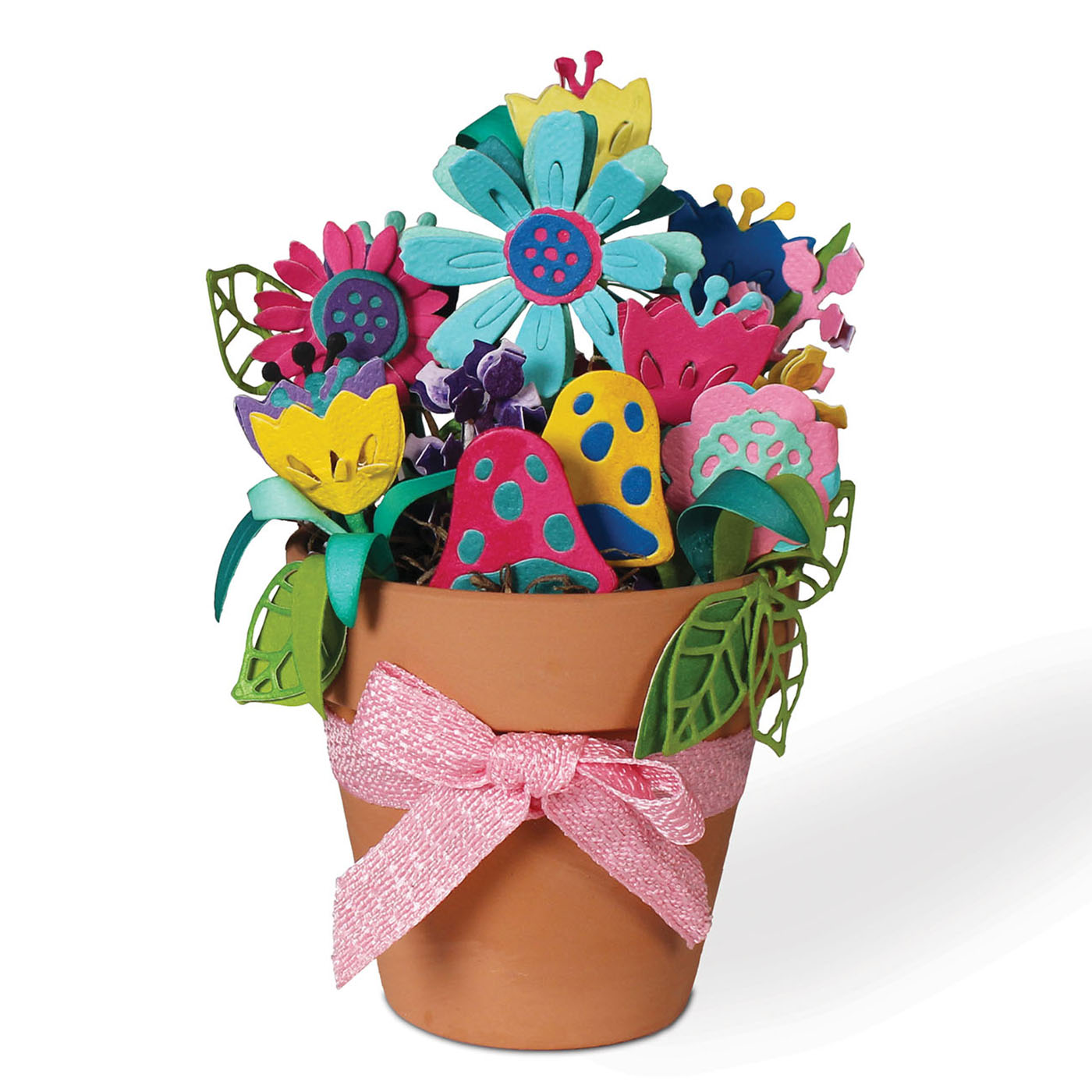 Floral Garden flower pot