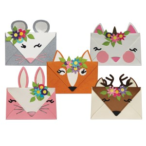 Animalopes, gift card holder