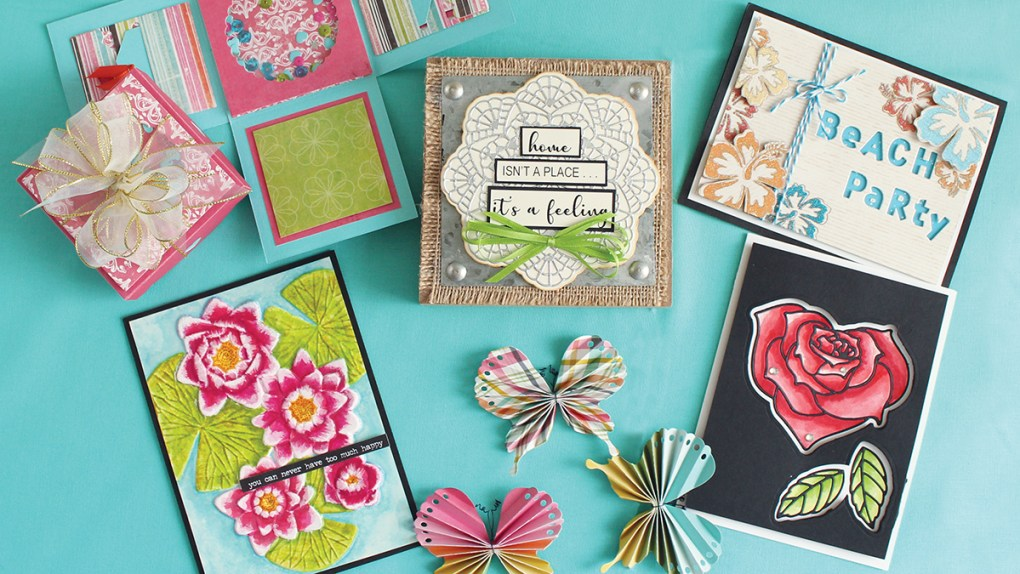 i-crafter April products